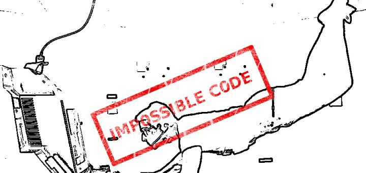 the impossible code
