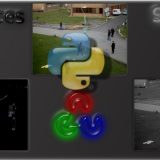 the impossible code - python background subtraction with BackgroundSubtractorCNT