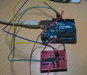 the impossible code - arduino as isp