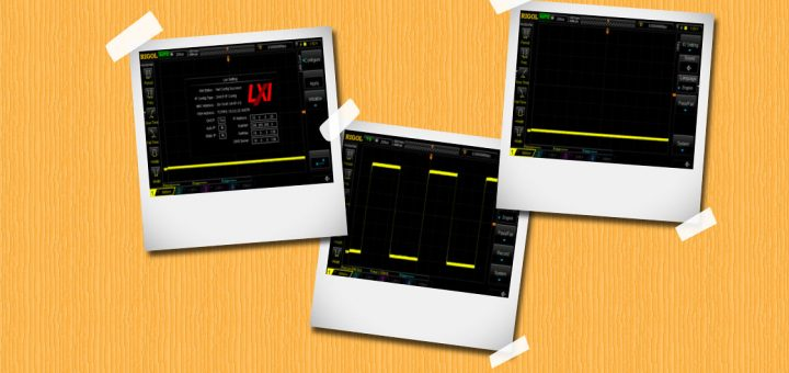 the impossible code - RIGOLRIGOL DS1054Z screen capture